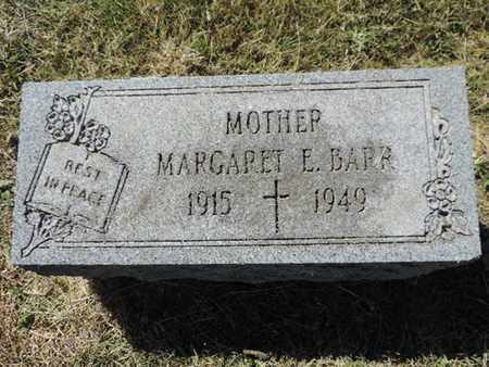 BARR, MARGARET - Franklin County, Ohio | MARGARET BARR - Ohio Gravestone Photos
