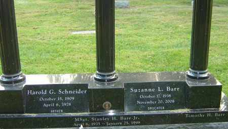 BARR, SUZANNE L - Franklin County, Ohio | SUZANNE L BARR - Ohio Gravestone Photos