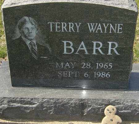BARR, TERRY WAYNE - Franklin County, Ohio | TERRY WAYNE BARR - Ohio Gravestone Photos