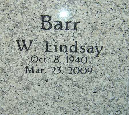 BARR, W LINDSAY - Franklin County, Ohio | W LINDSAY BARR - Ohio Gravestone Photos