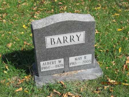 BARRY, MAY RITA - Franklin County, Ohio | MAY RITA BARRY - Ohio Gravestone Photos
