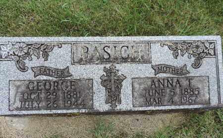 BASICH, GEORGE - Franklin County, Ohio | GEORGE BASICH - Ohio Gravestone Photos