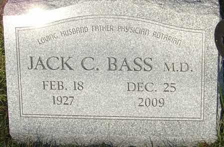 BASS, JACK C - Franklin County, Ohio | JACK C BASS - Ohio Gravestone Photos