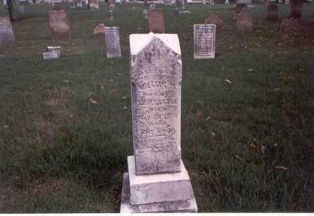 BASTLE, WILLIAM - Franklin County, Ohio   WILLIAM BASTLE - Ohio Gravestone Photos