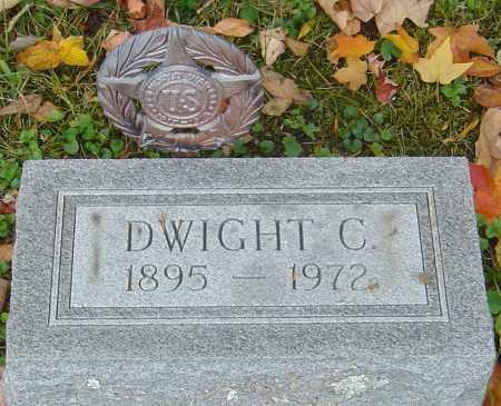 BATTERSON, DWIGHT C - Franklin County, Ohio | DWIGHT C BATTERSON - Ohio Gravestone Photos