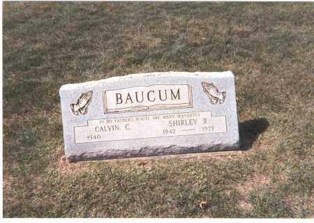 BAUCUM, CALVIN C. - Franklin County, Ohio | CALVIN C. BAUCUM - Ohio Gravestone Photos