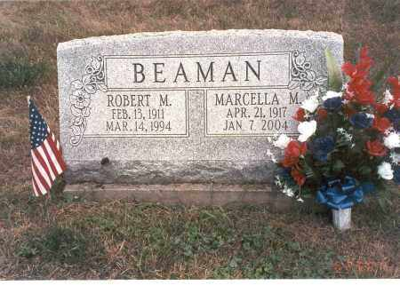 BEAMAN, ROBERT M. - Franklin County, Ohio | ROBERT M. BEAMAN - Ohio Gravestone Photos