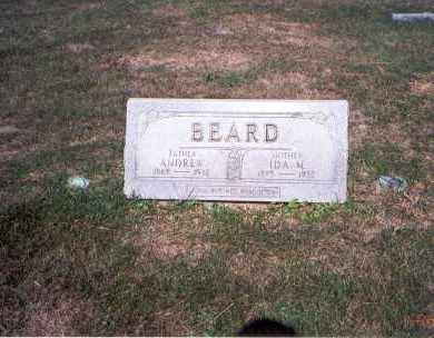 JEFFERSON BEARD, IDA MAY - Franklin County, Ohio | IDA MAY JEFFERSON BEARD - Ohio Gravestone Photos