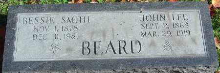 BEARD, BESSIE - Franklin County, Ohio | BESSIE BEARD - Ohio Gravestone Photos