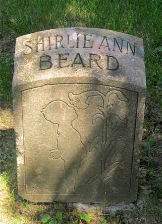BEARD, SHIRLIE ANN - Franklin County, Ohio | SHIRLIE ANN BEARD - Ohio Gravestone Photos
