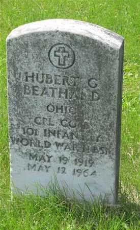 BEATHARD, HUBERT C. - Franklin County, Ohio | HUBERT C. BEATHARD - Ohio Gravestone Photos