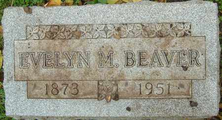 BEAVER, EVELYN MARTHA - Franklin County, Ohio | EVELYN MARTHA BEAVER - Ohio Gravestone Photos