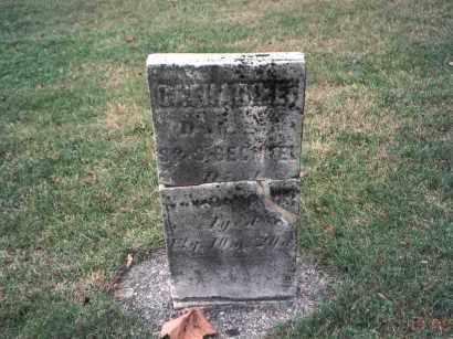 BECHTEL, CATHERINE - Franklin County, Ohio | CATHERINE BECHTEL - Ohio Gravestone Photos