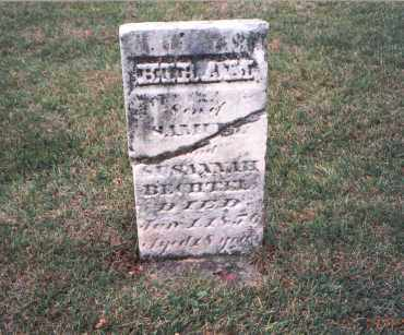 BECHTEL, HIRAM - Franklin County, Ohio | HIRAM BECHTEL - Ohio Gravestone Photos