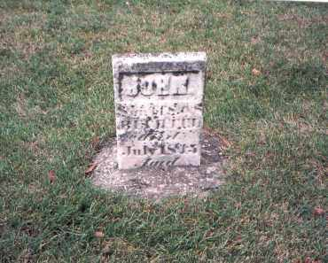 BECHTEL, JOHN - Franklin County, Ohio | JOHN BECHTEL - Ohio Gravestone Photos