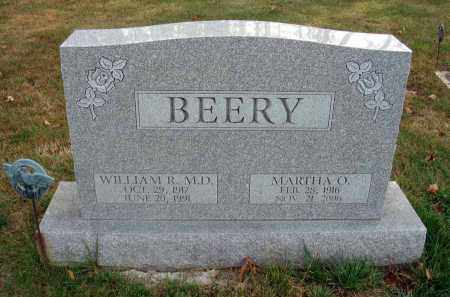 BEERY, MARTHA O. - Franklin County, Ohio | MARTHA O. BEERY - Ohio Gravestone Photos