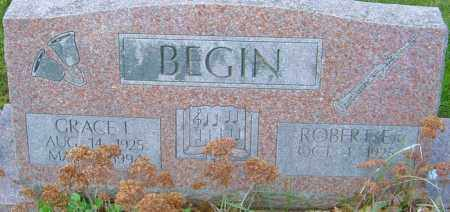 BEGIN, GRACE L - Franklin County, Ohio   GRACE L BEGIN - Ohio Gravestone Photos