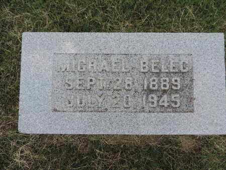 BELEC, MICHAEL - Franklin County, Ohio | MICHAEL BELEC - Ohio Gravestone Photos