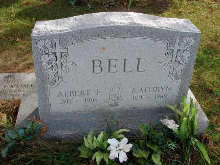 BELL, KATHRYN - Franklin County, Ohio | KATHRYN BELL - Ohio Gravestone Photos