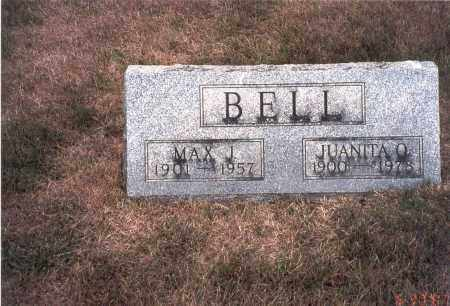 BELL, MAX J. - Franklin County, Ohio | MAX J. BELL - Ohio Gravestone Photos