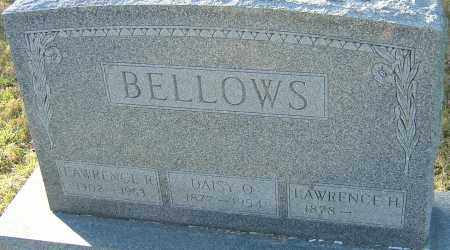 BELLOWS, DAISY O - Franklin County, Ohio | DAISY O BELLOWS - Ohio Gravestone Photos
