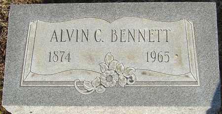 BENNETT, ALVIN C - Franklin County, Ohio | ALVIN C BENNETT - Ohio Gravestone Photos
