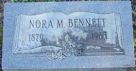 BENNETT, NORA M - Franklin County, Ohio | NORA M BENNETT - Ohio Gravestone Photos