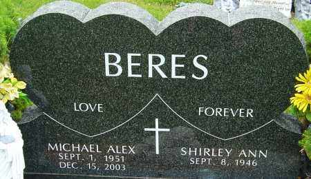 BERES, MICHAEL ALEX - Franklin County, Ohio | MICHAEL ALEX BERES - Ohio Gravestone Photos