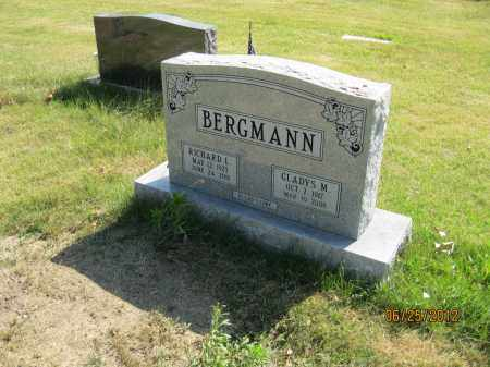 BERGMANN, RICHARD LOUIS - Franklin County, Ohio | RICHARD LOUIS BERGMANN - Ohio Gravestone Photos