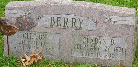 BERRY, GLADYS - Franklin County, Ohio | GLADYS BERRY - Ohio Gravestone Photos