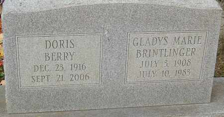 BERRY, DORIS - Franklin County, Ohio | DORIS BERRY - Ohio Gravestone Photos