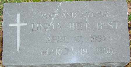 BELL BEST, LINDA - Franklin County, Ohio | LINDA BELL BEST - Ohio Gravestone Photos