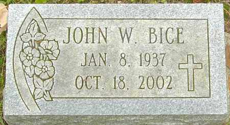 BICE, JOHN - Franklin County, Ohio | JOHN BICE - Ohio Gravestone Photos