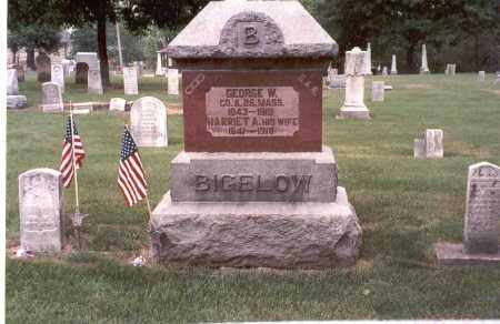 BIGELOW, GEORGE W. - Franklin County, Ohio | GEORGE W. BIGELOW - Ohio Gravestone Photos