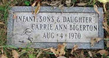 BIGERTON, CARRIE ANN - Franklin County, Ohio | CARRIE ANN BIGERTON - Ohio Gravestone Photos