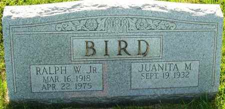 BIRD JR., RALPH W - Franklin County, Ohio | RALPH W BIRD JR. - Ohio Gravestone Photos