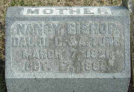 TONE BISHOP, NANCY - Franklin County, Ohio | NANCY TONE BISHOP - Ohio Gravestone Photos