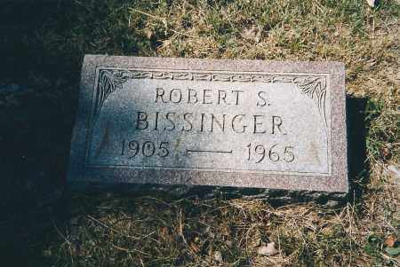 BISSINGER, ROBERT - Franklin County, Ohio | ROBERT BISSINGER - Ohio Gravestone Photos