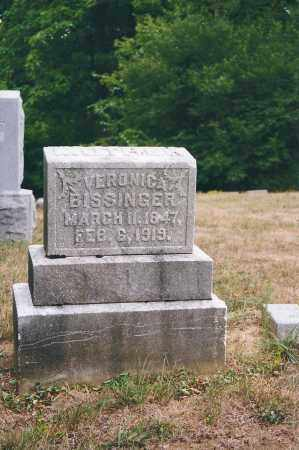BISSINGER, VERONICA - Franklin County, Ohio | VERONICA BISSINGER - Ohio Gravestone Photos
