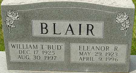 "BLAIR, WILLIAM T ""BUD"" - Franklin County, Ohio 