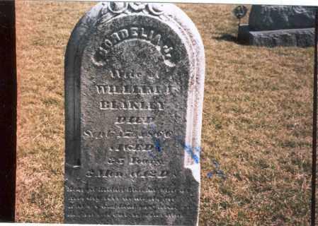 BLAKLEY, CORDELIA J. - Franklin County, Ohio | CORDELIA J. BLAKLEY - Ohio Gravestone Photos