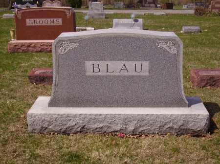 BLAU, FAMILY MONUMENT - Franklin County, Ohio | FAMILY MONUMENT BLAU - Ohio Gravestone Photos