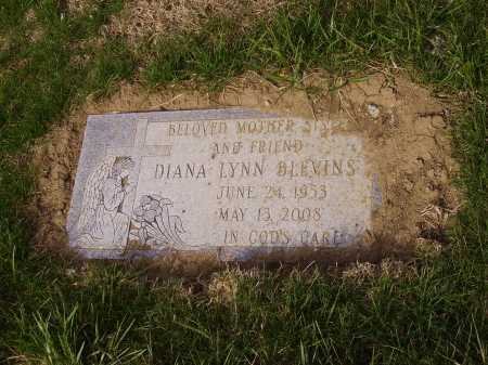 BLEVINS, DIANA LYNN - Franklin County, Ohio | DIANA LYNN BLEVINS - Ohio Gravestone Photos
