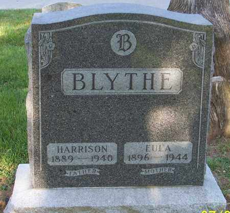 BLYTHE, HARRISON - Franklin County, Ohio | HARRISON BLYTHE - Ohio Gravestone Photos