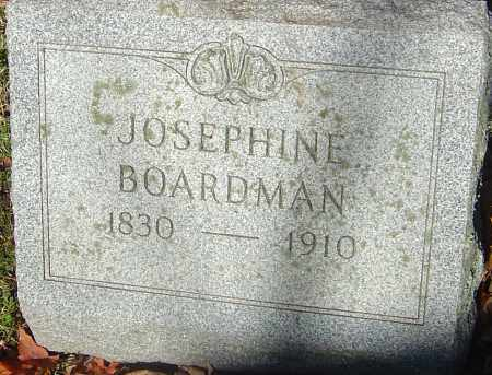 MAYNARD BOARDMAN, JOSEPHINE JULIA - Franklin County, Ohio | JOSEPHINE JULIA MAYNARD BOARDMAN - Ohio Gravestone Photos