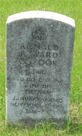 BOCOOK, RONALD EDWARD - Franklin County, Ohio | RONALD EDWARD BOCOOK - Ohio Gravestone Photos