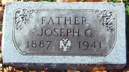 BOGNER, JOSEPH G - Franklin County, Ohio | JOSEPH G BOGNER - Ohio Gravestone Photos