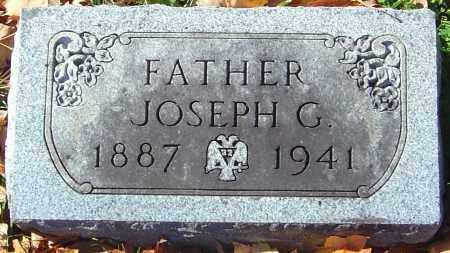 BOGNER, JOSEPH G - Franklin County, Ohio | JOSEPH G BOGNER - Ohio Gravestone Photos