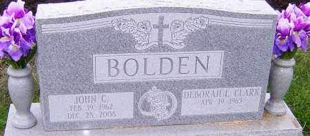 BOLDEN, JOHN C - Franklin County, Ohio | JOHN C BOLDEN - Ohio Gravestone Photos