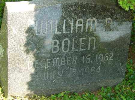 BOLEN, WILLIAM RAYMOND - Franklin County, Ohio | WILLIAM RAYMOND BOLEN - Ohio Gravestone Photos